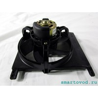 Вентилятор интеркуллера - радиатора промежуточного охлаждения воздуха Smart 450 / 452 ForTwo / Roadster 1998 - 2007