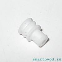 Уплотнение резиновое / сальник электрических контактов для разъема актуатора включения сцепления Smart ForTwo / Roadster 1998-2007