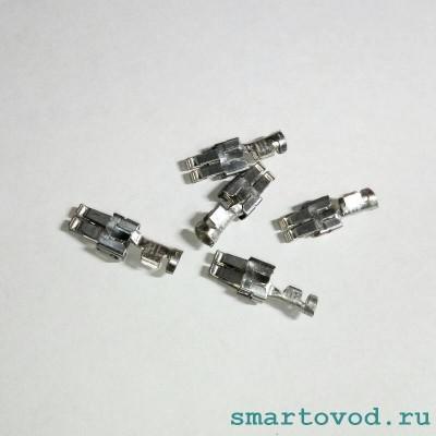 Контакт электрический / пин металлический для разъема актуатора включения сцепления Smart ForTwo / Roadster 1998-2007
