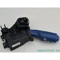 Подрулевой переключатель света (левый) синий Smart ForTwo (City) 450 1998-2001