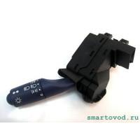 Подрулевой переключатель света (левый) серый Smart ForTwo 450 2002 -2004