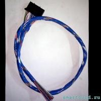 Разъем электрический с проводами / ремкомплект проводки блока SAM Smart ForTwo / Roadster 1998 -2007