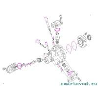 Ремкомплект ТНВД Smart ForTwo 0.8 CDI 450 1998-2004
