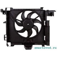 Вентилятор радиатора охлаждения Smart 451 ForTwo 2007 - 2014