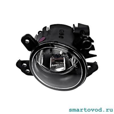 Фара противотуманная левая Smart 451 ForTwo 2007 - 2014 (неоригинал)