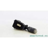 Подрулевой переключатель стеклоочистителей (правый) серый Smart ForTwo 451 2007 - 2014