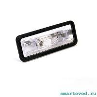 Фонарь (плафон) подсветки номерного знака Smart 451 ForTwo 2007 - 2014