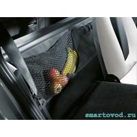 СНЯТО С ПРОИЗВОДСТВА !!! Шторка задняя багажника Smart 451 ForTwo 2007 - 2014