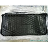 Коврики в багажник полиуретановые Smart ForTwo 451 2007 - 2014