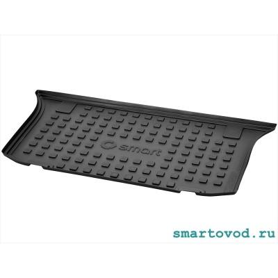 Коврик в багажник Smart 453 ForFour 2014 -->