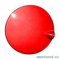 Крышка бензобака Smart 451 ForTwo 2007 - 2014 (Красная)