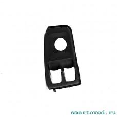Рамка / накладка на кнопки и джойстик зеркал водителя Smart 451 ForTwo 2007 - 2014