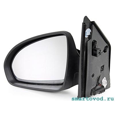 Зеркало боковое электрическое левое в сборе Smart 451 ForTwo 2007 - 2014