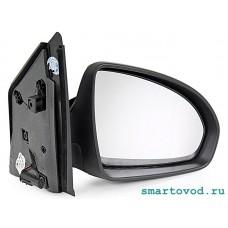 Зеркало боковое электрическое правое в сборе Smart 451 ForTwo 2007 - 2014 (сферическое)