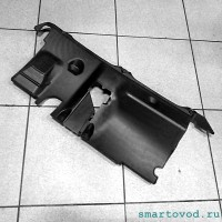 Защита / пыльник передней стенки моторного отсека Smart 451 ForTwo 2007 - 2014