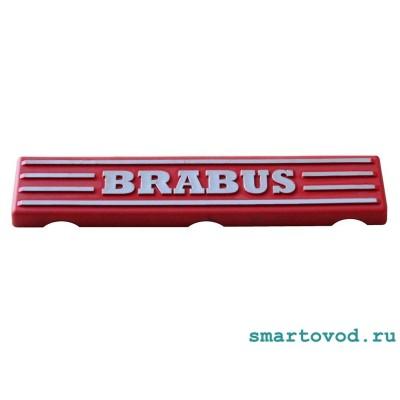 Накладка двигателя / логотип BRABUS на клапанную крышку Smart 451 ForTwo 2007 - 2014