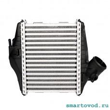 Радиатор промежуточного охлаждения воздуха ( интеркуллер ) Smart 451 ForTwo 2007 - 2014