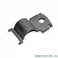 Скоба задняя / кронштейн втулки переднего стабилизатора Smart 451 ForTwo 2007 - 2014