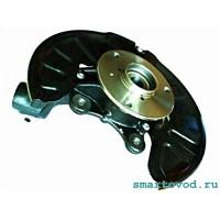 Подшипник передней ступицы - поворотный кулак левый Smart ForTwo 2007->