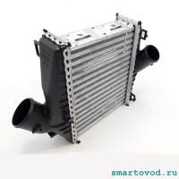 Радиатор промежуточного охлаждения воздуха (интеркуллер) Smart 451 ForTwo CDI 2007 - 2012