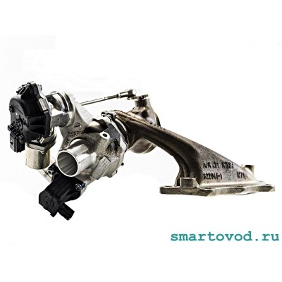 Турбина / Турбокомпрессор Smart 453 0.9L ForTwo / ForFour 90 л/с 2017 -->