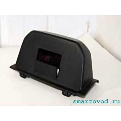 Кожух замка двери багажника пластиковый Smart 453 ForTwo 2014 - >