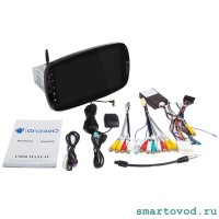 Мультимедиа система ANDROID 9 Smart 453 ForTwo / ForFour 2014->