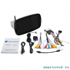 Мультимедиа система ANDROID 7 / 8 Smart 453 ForTwo / ForFour 2014->