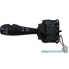 Подрулевой переключатель света (левый) Smart 453 ForTwo / ForFour 2014 - >  (ПТФ, датчик света / дождя)