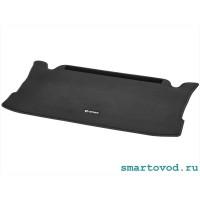 Коврик велюровый в багажник Smart 453 ForTwo 2014 --> оригинал