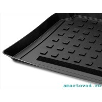 Коврик в багажник Smart 453 ForTwo 2014 -->