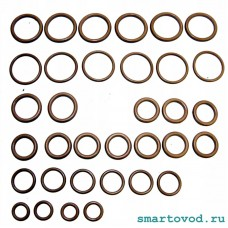 Прокладки кондиционера / комплект уплотнителей на соединения Smart 453 ForTwo / ForFour  2014 - >