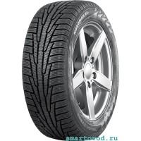 Шины зимние комплект 4 шт. Smart 453 ForTwo / ForFour 175/65/15 + 195/60/15 NOKIAN  Nordman RS2