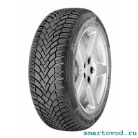 Шины зимние комплект 4 шт. Smart 453 ForTwo / ForFour 165/65/15 + 185/60/15 Continental WinterContact TS 860