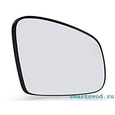 Зеркало / элемент / вставка правое с обогревом Smart 453 ForTwo / ForFour 2014 -> (сферическое )
