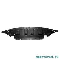 Защита / опора бампера переднего Smart 453 ForTwo / ForFour 2014 ->
