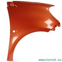 Крыло переднее правое Smart 453 ForTwo 2014 -->