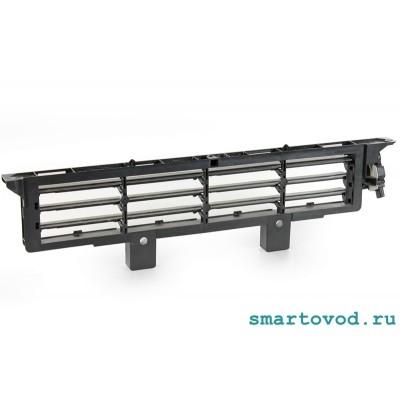 Решетка воздуховода радиатора переднего с заслонками Smart 453 ForTwo 2014 ->