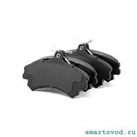 Колодки тормозные передние дисковые Smart 454 ForFour 2004 - 2006