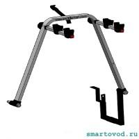 Багажник для перевозки 2-х велосипедов SMART 453 FORTWO 2014 - >