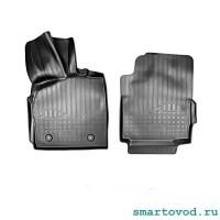 Коврики в салон передние полиуретановые Smart 450 / 451 ForTwo 1998 - 2014