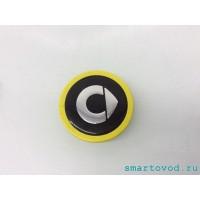Колпачок / заглушка диска легкосплавного Желтая BoConcept Smart 1998 - 2014