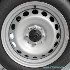 Заглушка / колпак под болты диска колесного железного Smart ForTwo / ForFour 453 2014-->