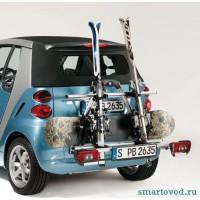 Багажник / кронштейн для сноуборда Smart ForTwo 2007->