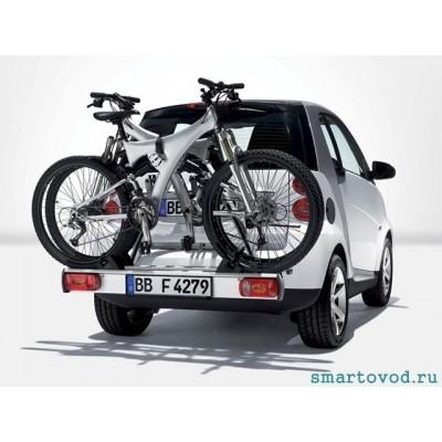 Багажник / кронштейн для второго велосипеда Smart ForTwo 2007->