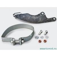 Кронштейн крепления глушителя к двигателю / КПП Smart ForTwo 98-07