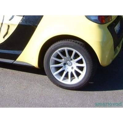 Диск колесный задний TRACKLINE 15' SMART ROADSTER