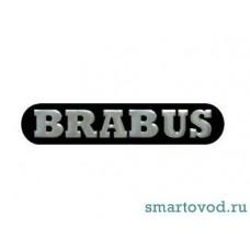 Наклейка BRABUS на боковины зеркал Smart ForTwo 1998 - 2014