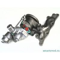 Турбина Smart 0.8L CDi ForTwo 2007->