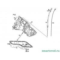 Прокладка / шайба сливной пробки Smart ForTwo / ForFour 453  2014->